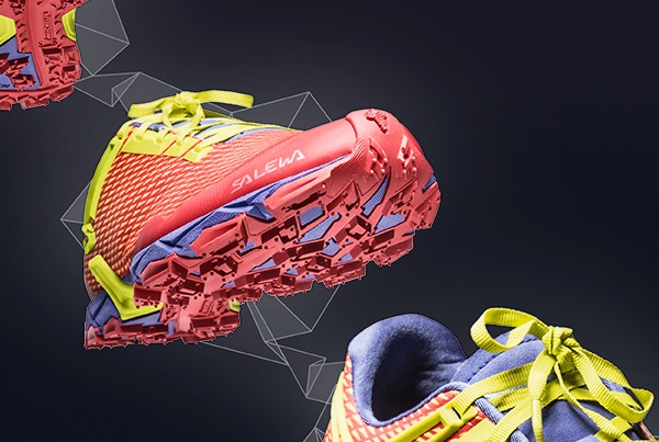 Salewa Icon Product Tech Visuals 2016